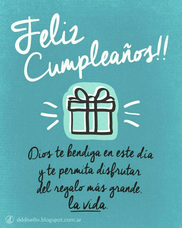 17 Best Images About Happy Birthday/FelizCumpleaños On