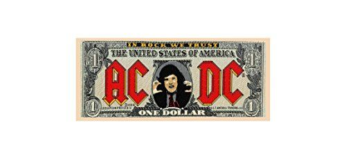 band patches ac dc
