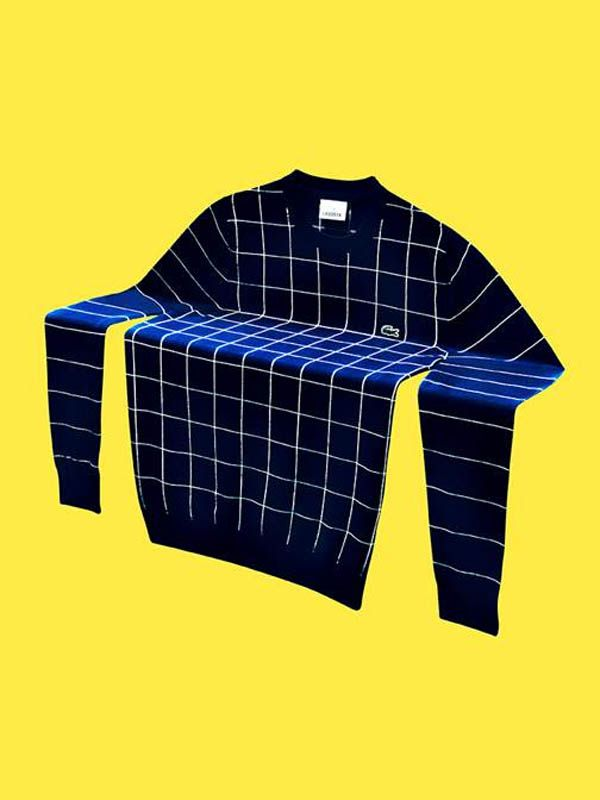 art direction | grid shirt product styling - JOSEPH SARACENO | Judy Inc