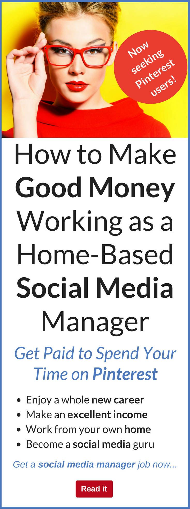 How To Make Money Working As A Homebased Social Media Manager