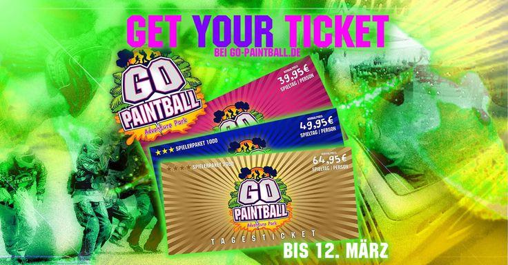 NEUES AUS DEM PARK: Jetzt wieder sparen und Ticket kaufen! - #Action, #Adventurepark, #Berlin, #Bestoftheday, #Brandenburg, #Brandnew, #Follow, #Followme, #Freizeitpark, #Friends, #Fun, #gopaintballadventurepark, #Gotcha, #Happy, #Like, #Paintball, #Paintball4Life, #paintballberlin, #Paintballer, #Paintballfeld, #Paintballspielfeld, #Perfektertag, #Photooftheday, #Picoftheday, #Spaß, #Speedball, #Winter, #Woodland - http://www.go-paintball.de/neues-aus-dem-park-jetzt-w