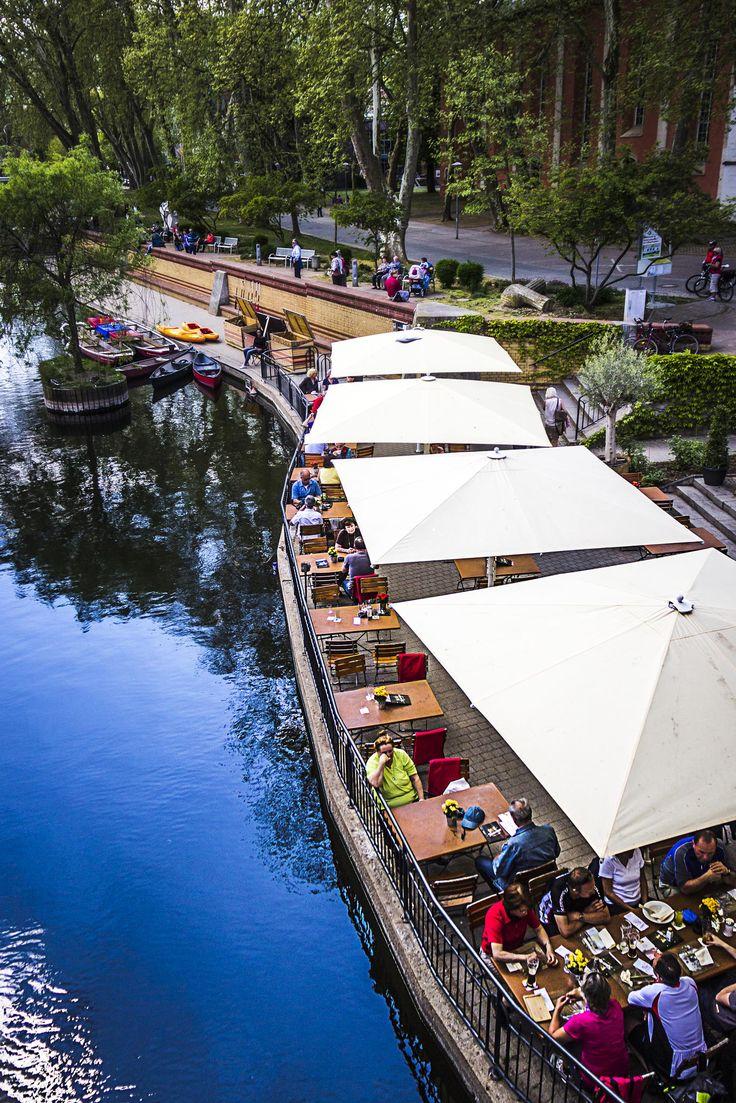 River Cafe, Bad Kreuznach, Germany