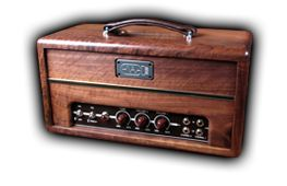 Cave Valley Amps - Custom Handbuilt Boutique Guitar Amps - I build the tone in your head!