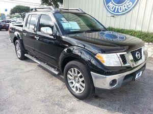 2010 Nissan Frontier in San Antonio, TX (sells for $17,950)
