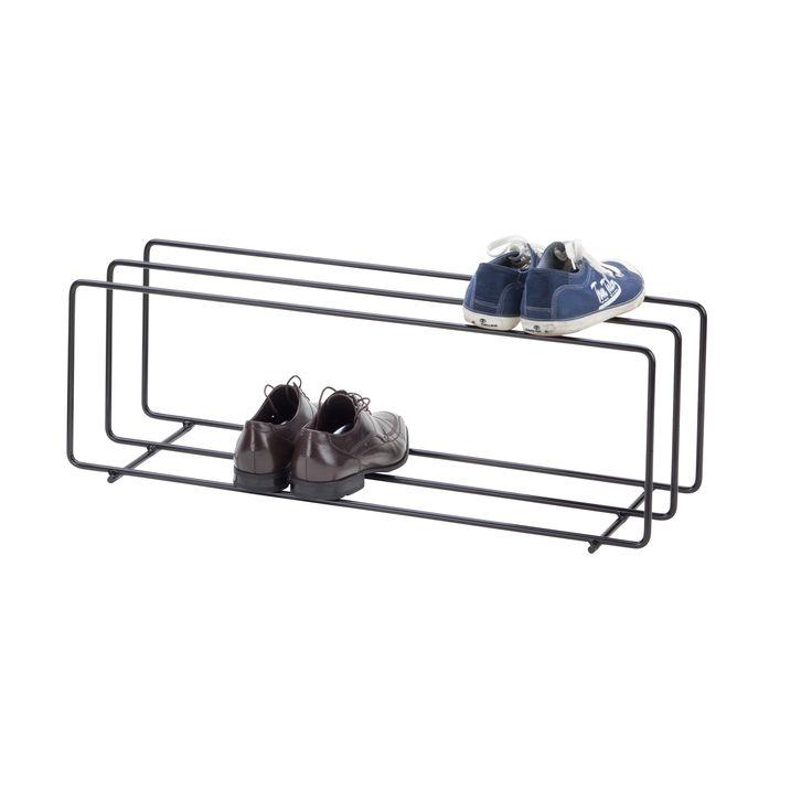 Mixrack skoställ från Showroom Finland, formgiven av Tapio Anttila. Ett multifunktionellt, minimalis...