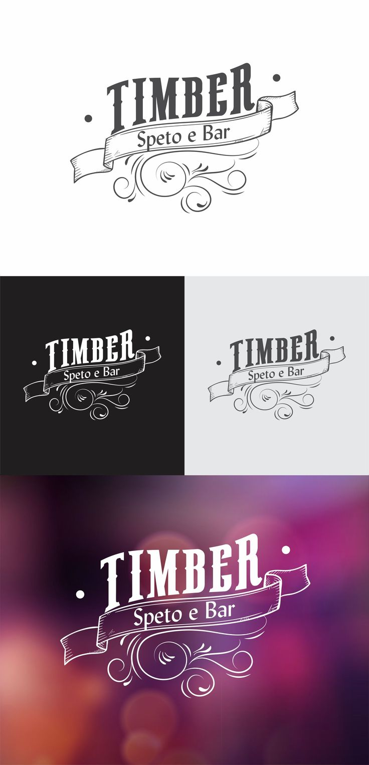 Logo Timber Espeto e Bar