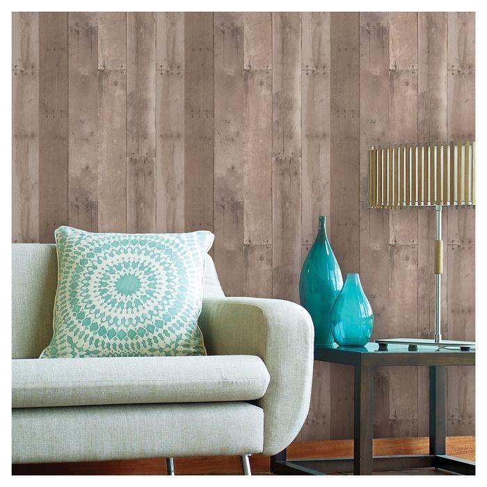 Reclaimed Wood Peel Stick Wallpaper Threshold Peel And Stick Wallpaper Reclaimed Wood Buy Reclaimed Wood
