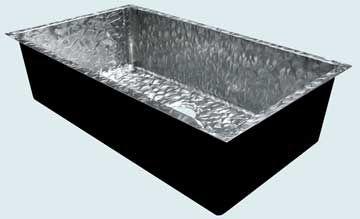 Custom Stainless Steel Kitchen Sinks # 3713