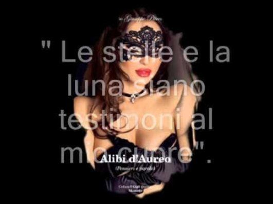 Book Trailer Alibi d'Aureo di Filippo Giuseppe Pitrella