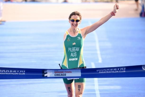 PREVIEW: Two Aussies will reunite to compete against each other once again at this weekend's ITU World Para Triathlon Series Opening! #ElectronicsStore