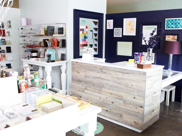 Love This Sales Counter Checkout Desk Cash Wrap