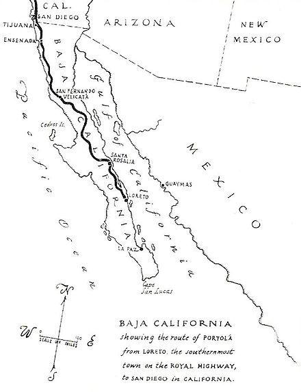 El Camino Real California