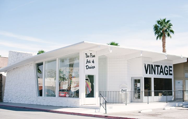 SHOP TALK: THE FINE ART OF DESIGN - Palm Springs Style
