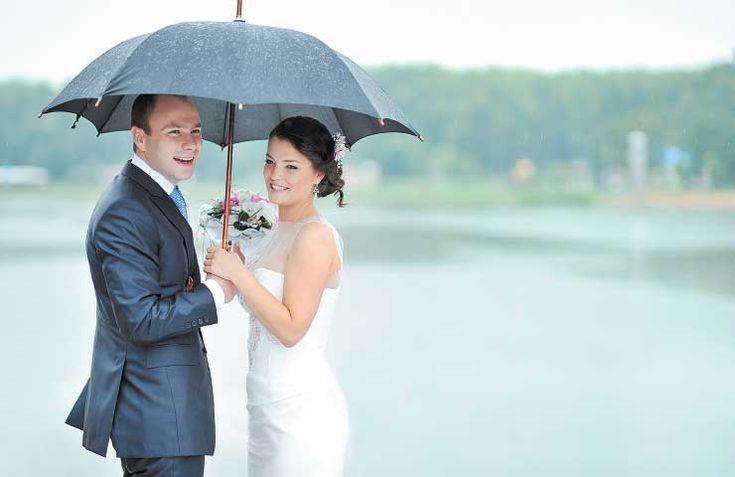 """Ten un plan """"B"""" a la mano en caso de cualquier inconveniente en el día de tu boda. #AmigaBodas #Ideas #Wedding"""