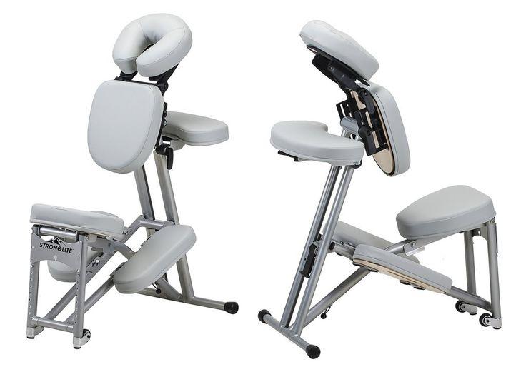 Stronglite ERGO PRO II Massage Chair | BuyMassageTables.com
