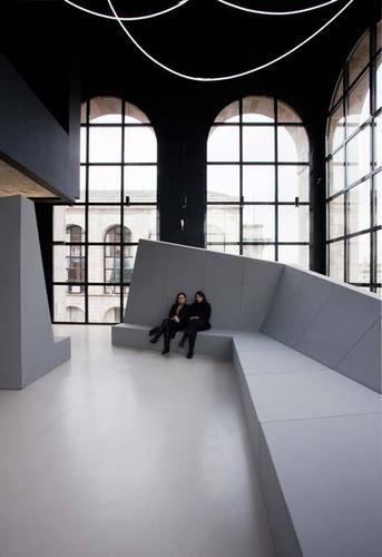 Milano (MI), Italia  Seeing Machine  Saporiti Italia al Museo del Novecento, 17-22 Aprile 2012