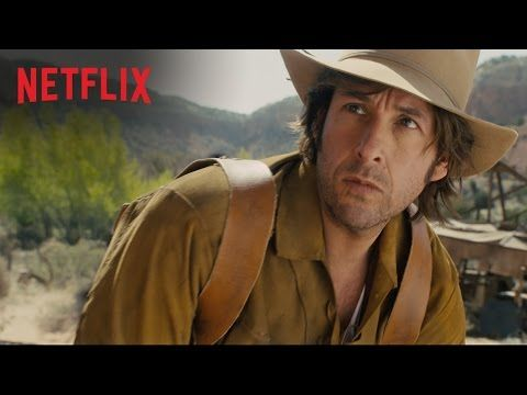 THE RIDICULOUS 6 Trailer And Poster