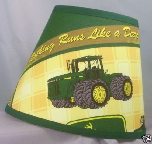 Green John Deere Lamp Shade : Best tractor themed bedroom images on pinterest child