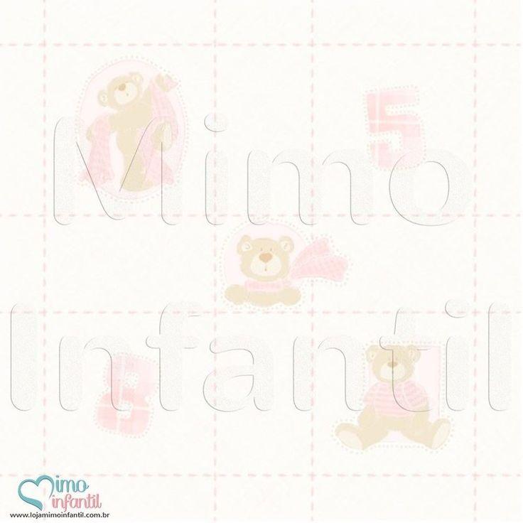 54 melhores imagens sobre 1  Papel de Parede Quarto Bebê  MIMO INFANTIL 1 n
