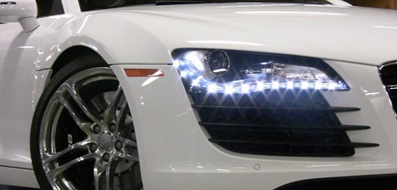 Emerging New Applications of LED Lights to Foster the Growth of Automotive LED Lighting Market in Future, According to Research Nester.