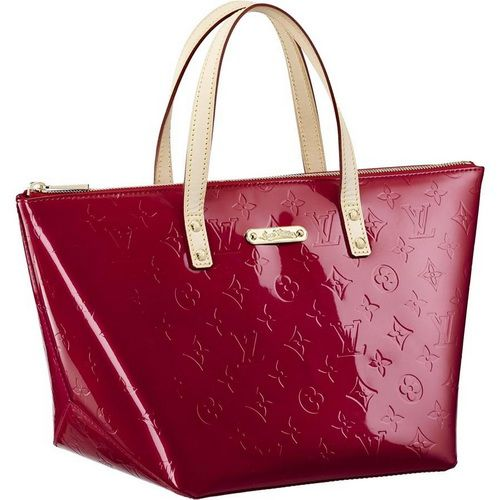 Louis Vuitton Monogram Vernis Bellevue ...what a coincidence... i need a new purse!