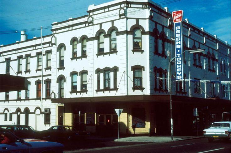 The Newtown Hotel.