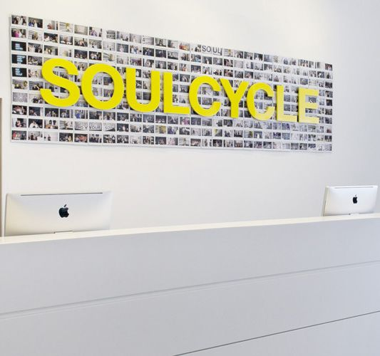 Soul Cycle gift card