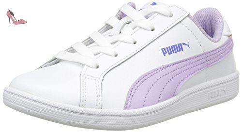 1948 Redwhite Jr Vulc Puma Chaussures Baskets Amp Rose BwqSHvxAP