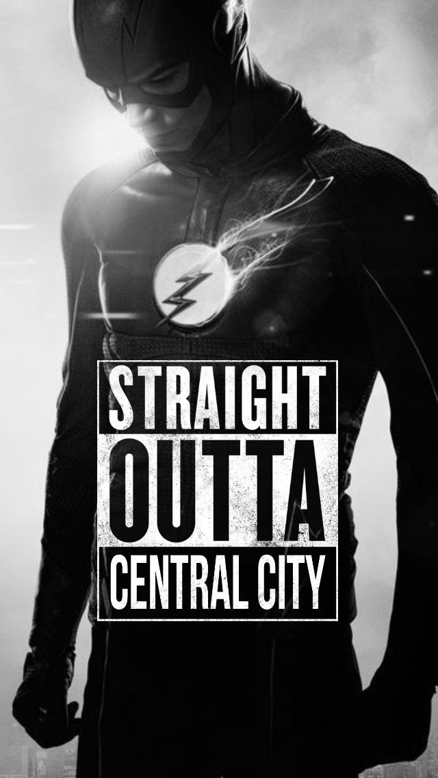 Straight outta central city #TheFlash #BarryAllen #Season2
