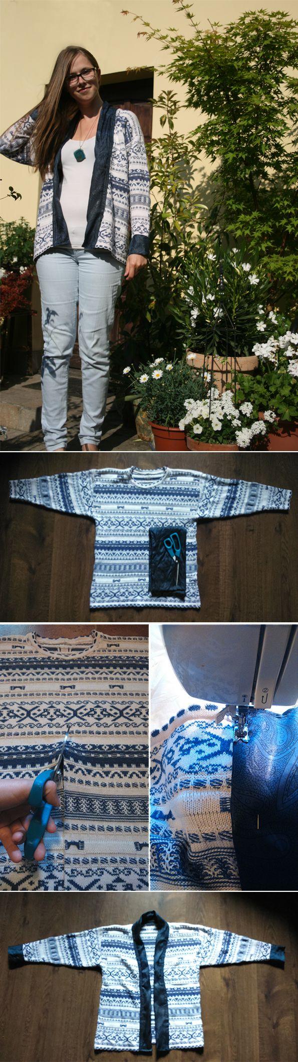 DIY - pullover