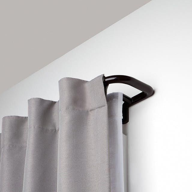Room Darkening Curtain Rods Wayfair Target Bed Bath Beyond