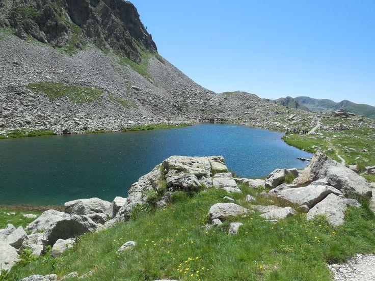 Lac de Fenestre - Parc du Mercantour