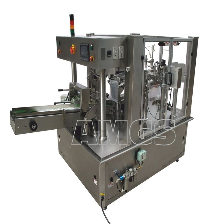 To fill and seal premade bags choose the doypack machines. These machines are used to fill and seal premade packages doypack type (flat or stand up pouch) with or without zip.  #doypackmachines #packaging #packagingmachines #macchinedoypack #confezionamento #macchineconfezionatrici #amgssas