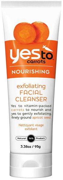 Yes To Carrots - Exfoliating Facial Cleanser