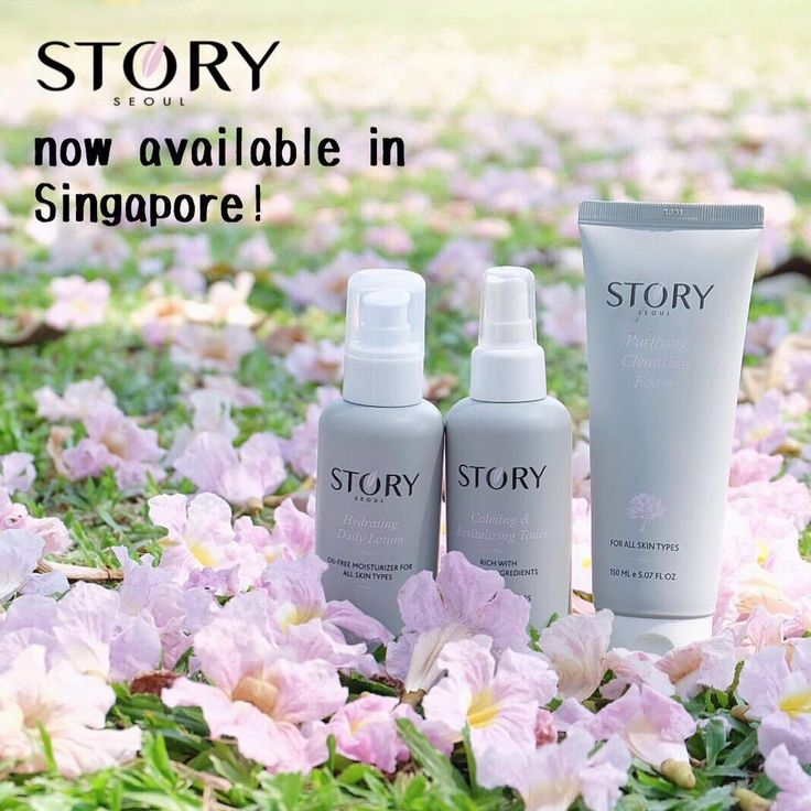We are so delighted to announce that Story Seoul products are now available in Singapore!  Available at Naiise stores as well as their online platform, www.naiise.com - Naiise store at 112 Katong Mall - Naiise store at Westgate Mall  In April 2017, Story Seoul also will be available at Central Quay!  This is the beginning of a Beautiful Story...   #StorySeoulSingapore #HealthySkincareinSingapore