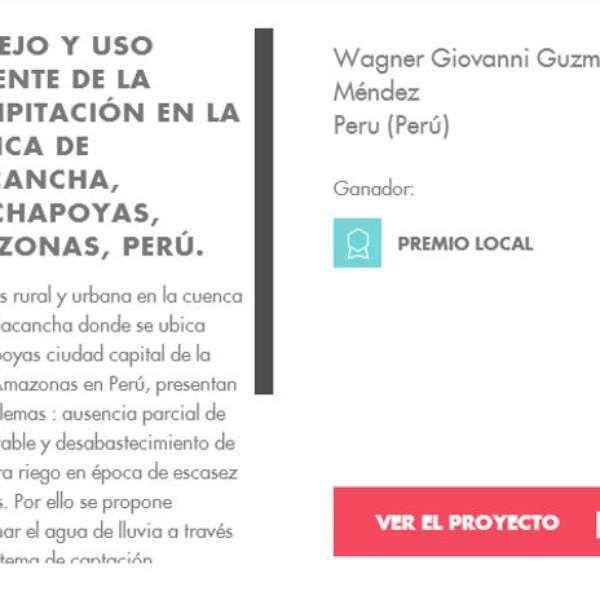 ¿Quién es el ganador peruano de Feria de Ciencias de Google?