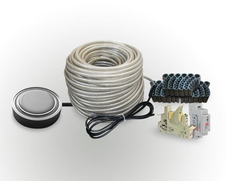 Kit degivrare cablu CPC | Panouri radiante infrarosu Constanta