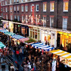 Belgravia Christmas Markets