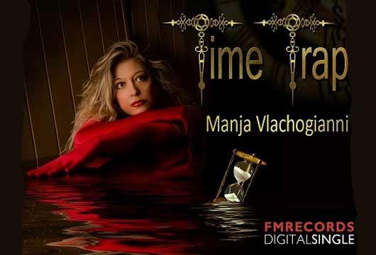 Μάνια Βλαχογιάννη ft. AURAL FRAGMENT new Digital Single: «Time Trap»