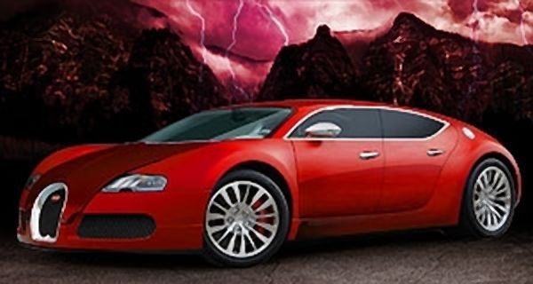 In 2009 Bugatti Unveiled Their 16C Galibier Concept In France. The Car Was  Supposed To