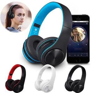 B3 Foldable Wireless Bluetooth Headphone