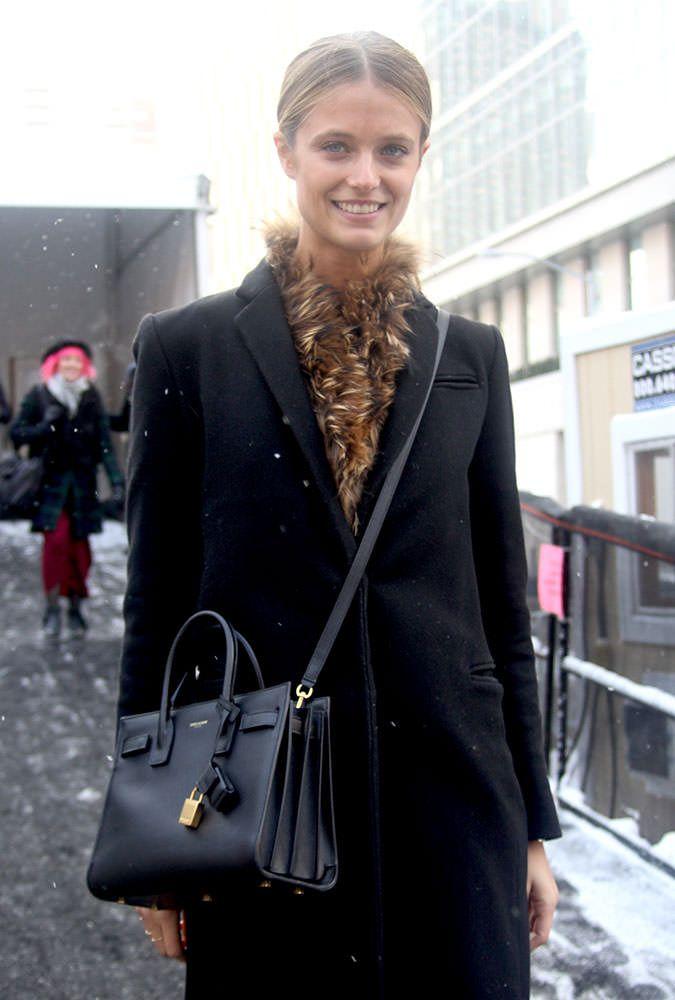 Kate-Bock-Saint-Laurent-Mini-Sac-de-Jour-Bag | style | Pinterest ...