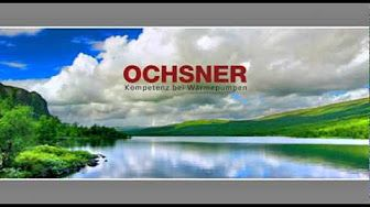 ochsner warme pumpen aigle - YouTube