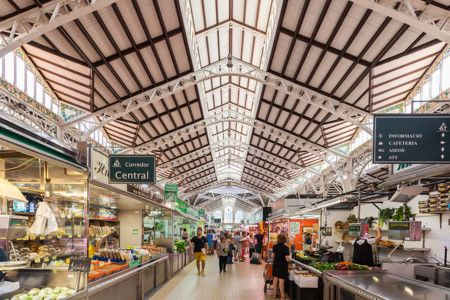 Mercado Central Valencia Espana 2014 06 30 Dd 117