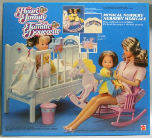 The Heart Family. Although it would appear that the Dad is missing from this picture. He must have been out whoring it up with Barbie that night.