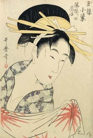 kitagawa utamaro | Kitagawa Utamaro Facts, information, pictures | Encyclopedia.com ...
