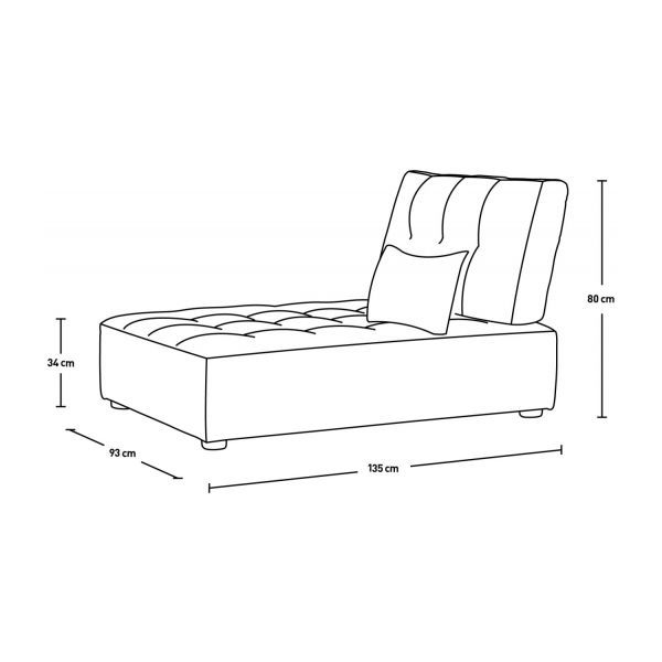 Image Result For Chaise Longue Dimensions Chaise Longue Chaise