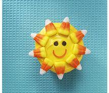 Sun Cupcakes!