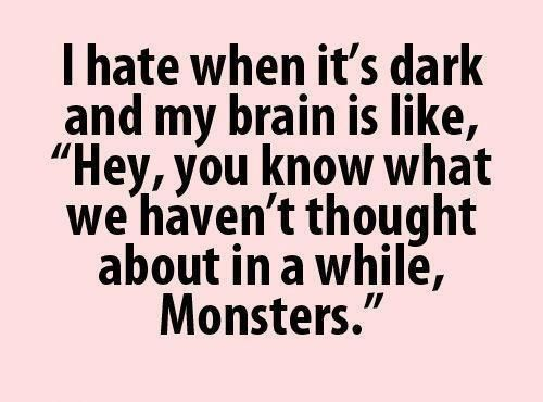 : Giggle, Quotes, Thought, So True, Funny Stuff, Monsters, Scary Movie, Smile
