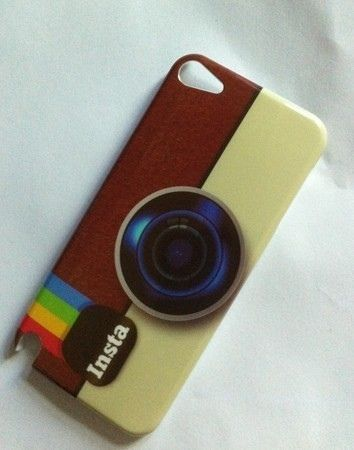 Instagram Cool Hip Pattern Hard Back Case for iPod touch 5 5G 5th Gen *AMERICA** @Marci @ The Arbitrary Swoon